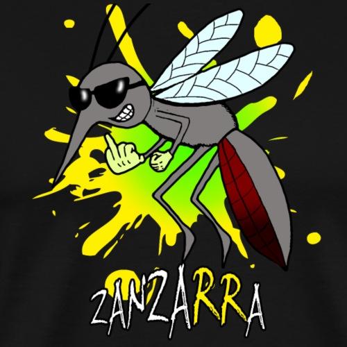 ZANZARRA (Giallo) by Kaotika - Maglietta Premium da uomo