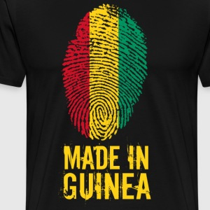 Made In Guinea / La Guinée - Men's Premium T-Shirt