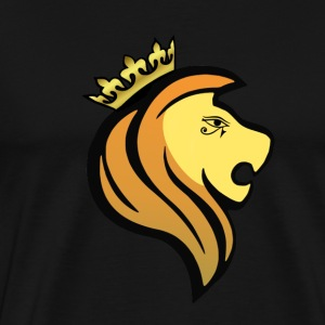 Lion of RA - Männer Premium T-Shirt