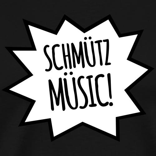Schmütz Müsic Brand Logo Pogo Star - Männer Premium T-Shirt