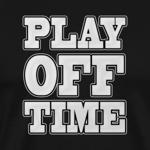 Playoff Time - Männer Premium T-Shirt