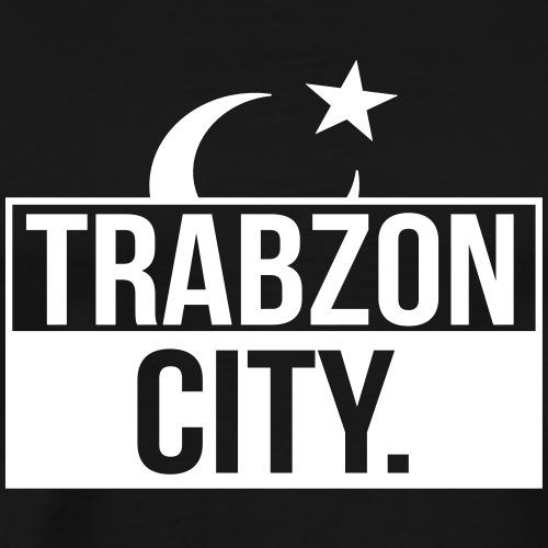 Trabzon City Türkei Türkiye - Männer Premium T-Shirt