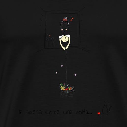 shopping - Men's Premium T-Shirt
