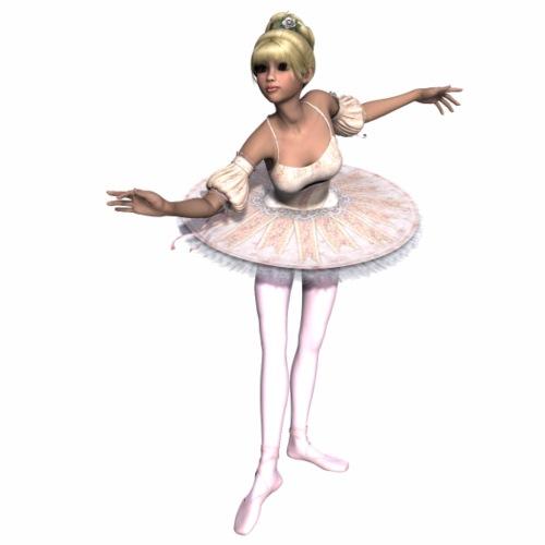 Ballerina - Men's Premium T-Shirt