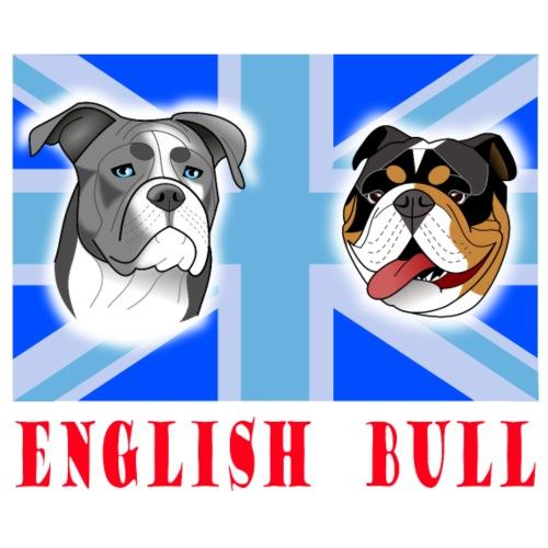 English Bull - T-shirt Premium Homme