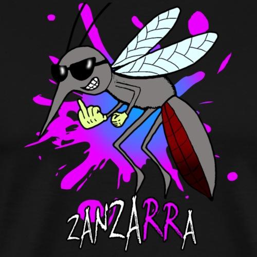 ZANZARRA (Viola) by Kaotika - Maglietta Premium da uomo
