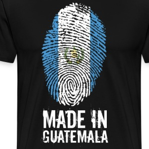 Made In Guatemala - Men's Premium T-Shirt