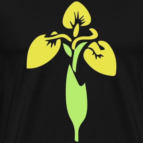 Wildertlilie - Männer Premium T-Shirt