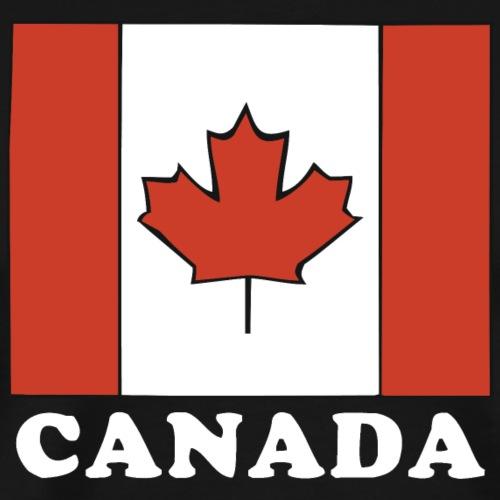 Canada Flag Canadian Flag - Men's Premium T-Shirt