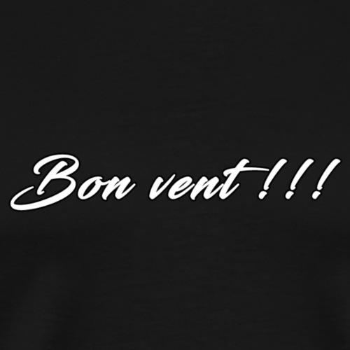 Bon Vent - T-shirt Premium Homme
