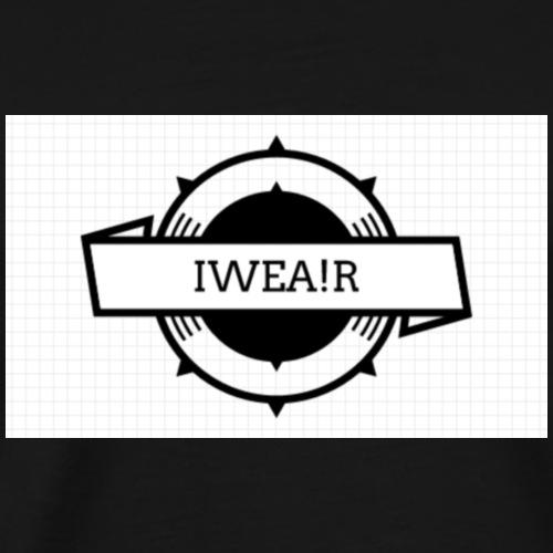 IWEA!R - Mannen Premium T-shirt