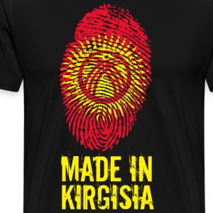 Made In Kirgisia Kirghizistan Kirghizistan - T-shirt Premium Homme