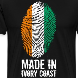 Made In Ivory Coast / Ivory Coast - Men's Premium T-Shirt