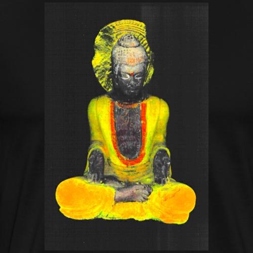 buddha, farbig - Männer Premium T-Shirt