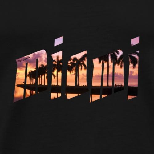 miami - Männer Premium T-Shirt