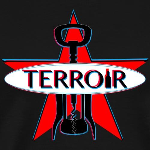 Terroir - Männer Premium T-Shirt
