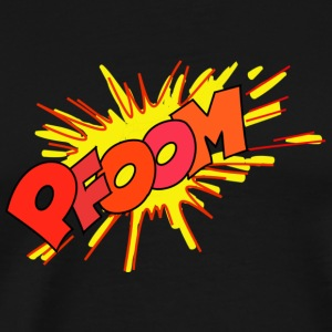 PFOOM - Herre premium T-shirt