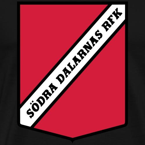 SDRFK logo - Premium-T-shirt herr