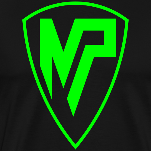 Motopola Logoprint - Männer Premium T-Shirt