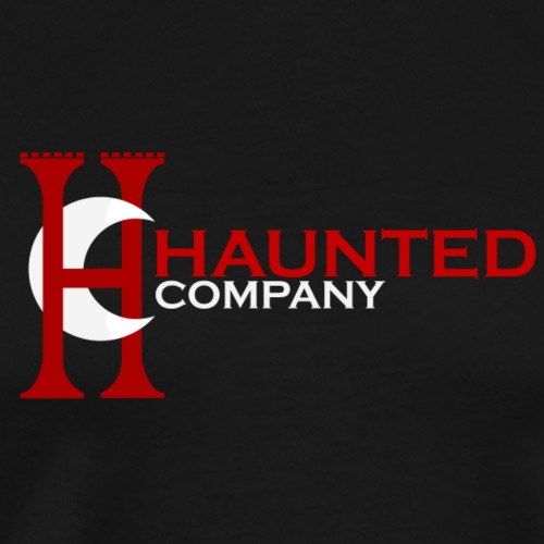 Haunted Company Logo - Men's Premium T-Shirt