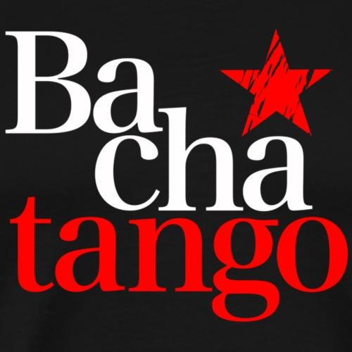 Bachatango - Bachata Dance Shirt - white - Männer Premium T-Shirt