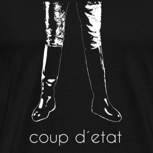 coup d´etat - Männer Premium T-Shirt