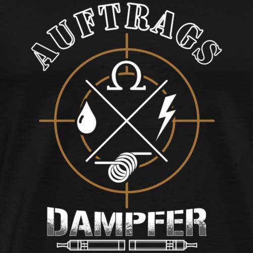 Auftrags Dampfer - Männer Premium T-Shirt