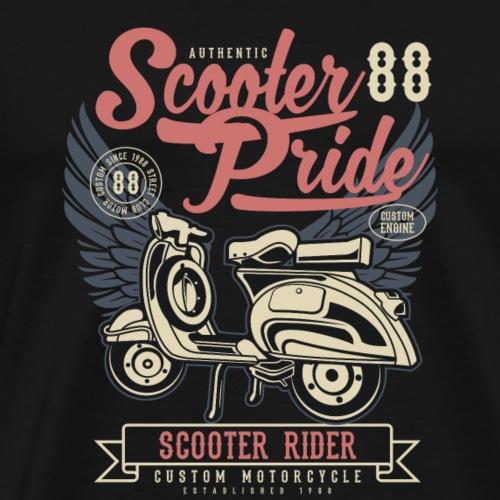 Roll and Rider - Men's Premium T-Shirt