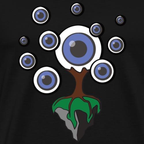Eye Tree - Männer Premium T-Shirt