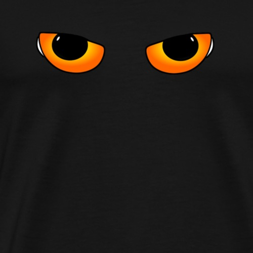 Cateyes - Männer Premium T-Shirt