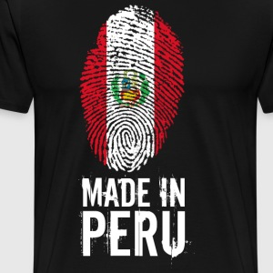 Made In Peru / piruw / Perú - Men's Premium T-Shirt