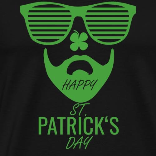 Happy St. Patrick's Beard Day - Männer Premium T-Shirt
