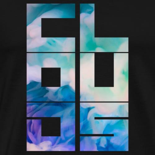 Clouds - Männer Premium T-Shirt