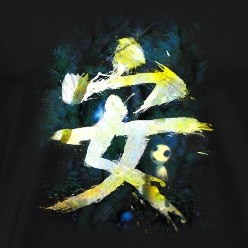 tranquility - Camiseta premium hombre
