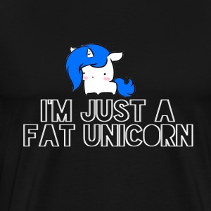 Unicorn - Tyk Unicorn - Herre premium T-shirt