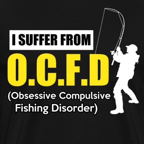 Fishing O.C.F.D - Männer Premium T-Shirt