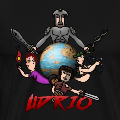 Pen and Paper Udrio - Männer Premium T-Shirt