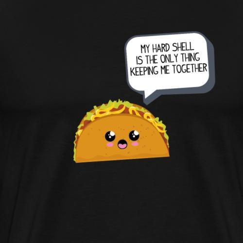 Cute Taco - Männer Premium T-Shirt