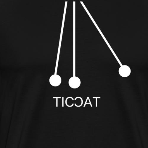 tictac T-shirt - T-shirt Premium Homme