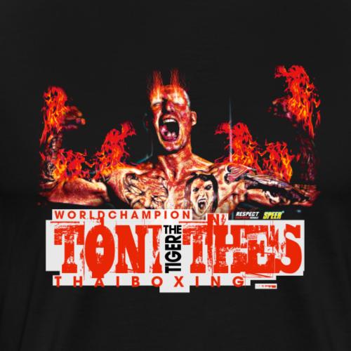 SPEER Toni The Tiger Thes - Männer Premium T-Shirt