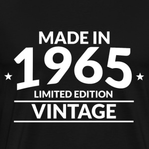 made in 1965 - Männer Premium T-Shirt