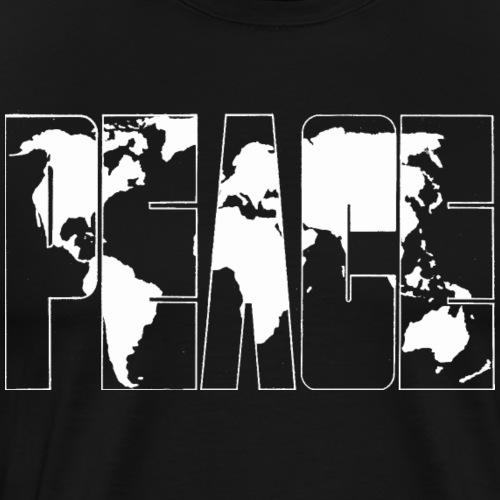 peace on earth 1.3 - Männer Premium T-Shirt