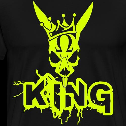 King Rabbit - Maglietta Premium da uomo