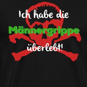 Men griep - Mannen Premium T-shirt