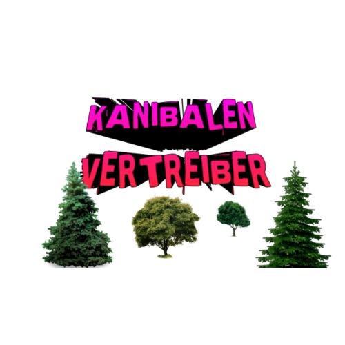KANIBALEN VERTREIBER - Männer Premium T-Shirt