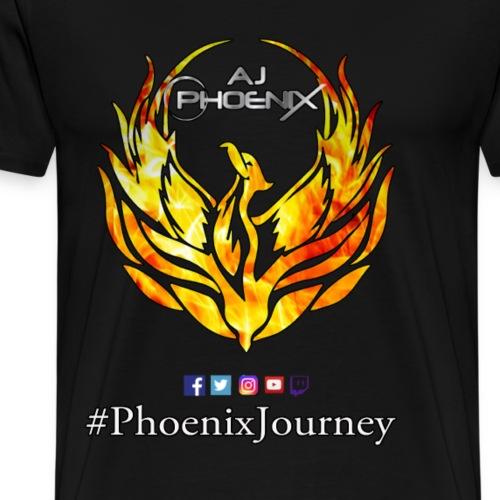 AJ Phoenix 1st Design - Men's Premium T-Shirt