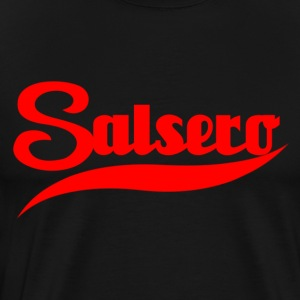 Salsero Shirt red - Mambo New York - Men's Premium T-Shirt