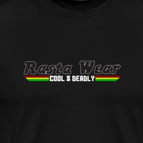 Rasta Wear Cool and Deadly - Männer Premium T-Shirt
