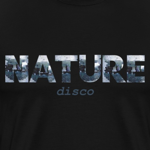 Nature Disco - T-shirt Premium Homme