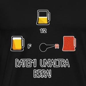 Maglietta - Datemi un'altra Birra
